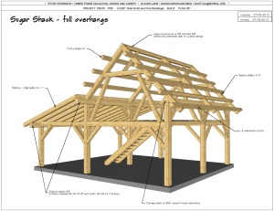 Sugar Shack plan